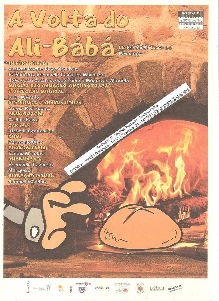 A Volta do Ali - Bábá