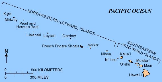 Arquipélago de Hawai Obrigado à Wikipedia