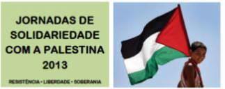 Jornadas de solidariedade com a Palestina 2013