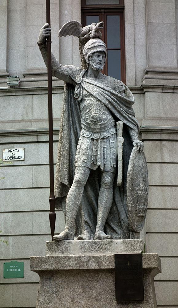 O Porto - Praça da Liberdade
