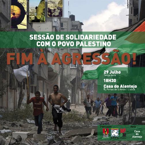 MPPM - Sessão de solidariedade