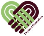 logotipo Dry land