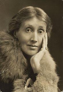 Virgínia Woolf em 1927. Obrigado à Wikipedia