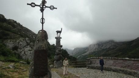 4. Mirador del Tombo, a continuación de Cordiñanes.