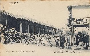 Bancada Principal do Velódromo