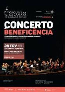 concerto beneficência