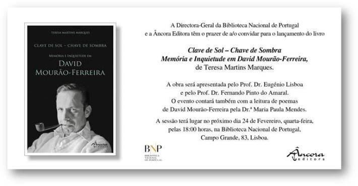 David Mourão-Ferreira - II