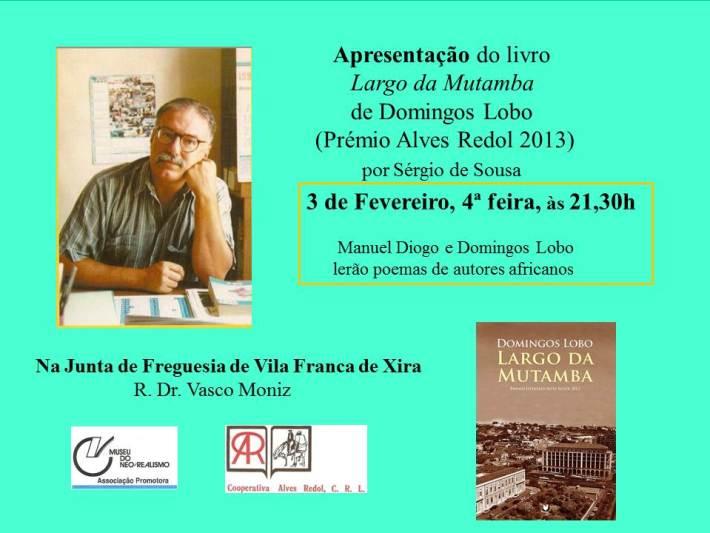 Domingos Lobo - Convite Fev  2016