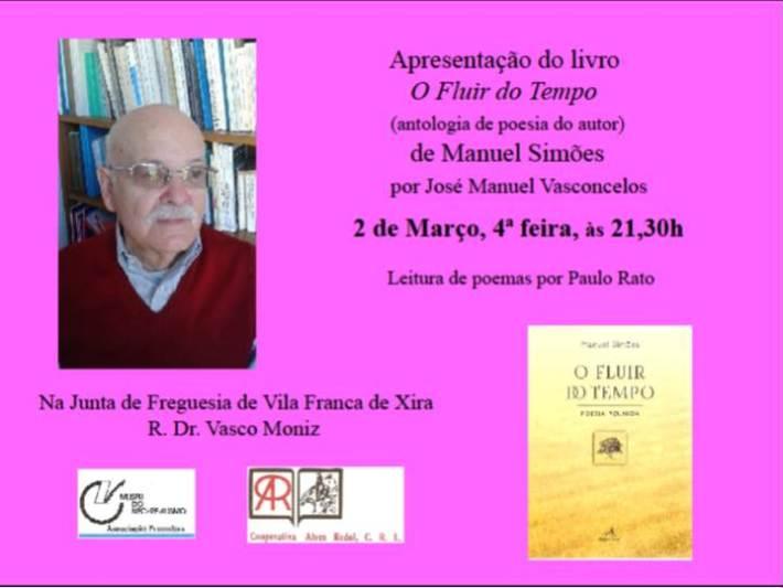 Manuel G. Simões - O Fluir do tempo