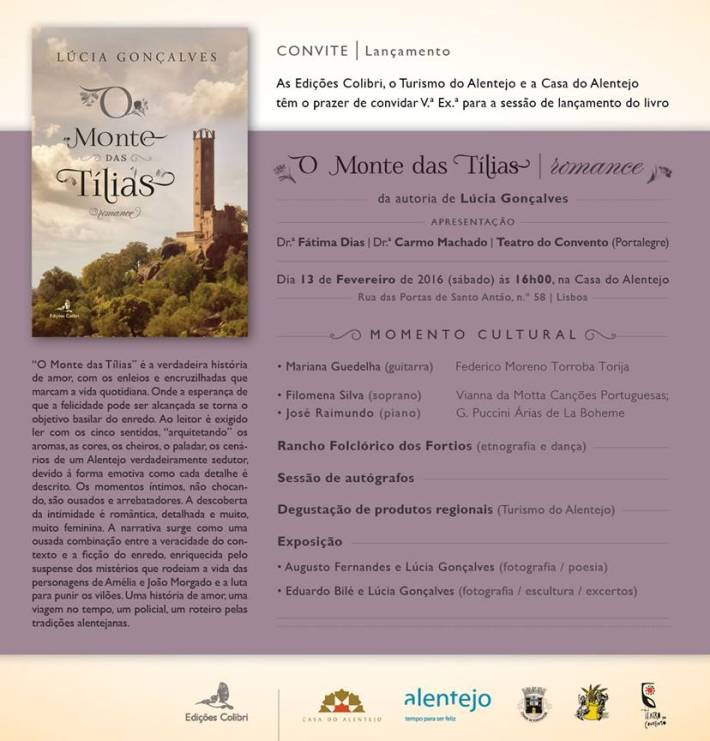 O Monte das Tílias