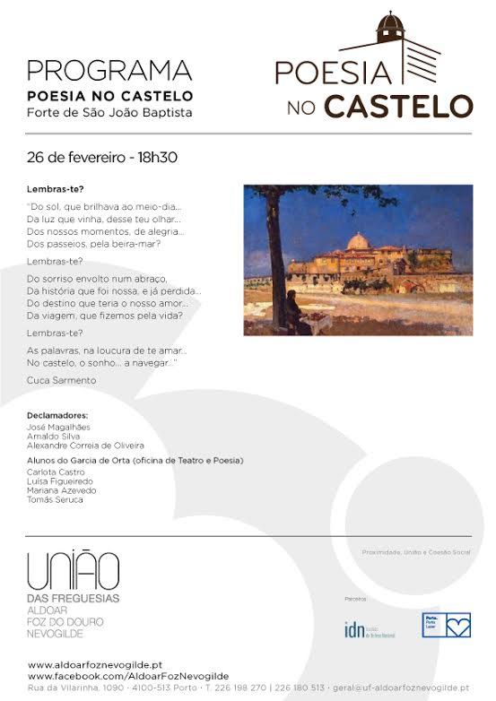 poesia no castelo - 26-2-2015