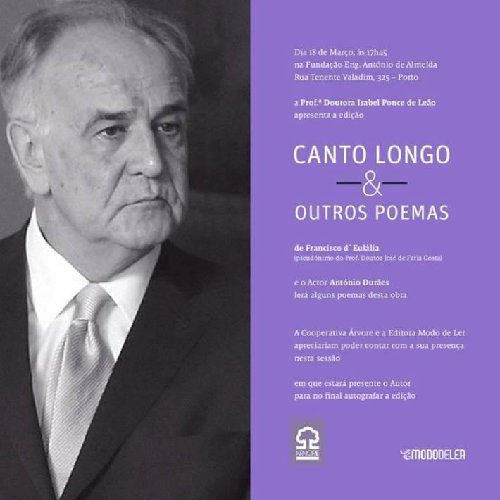 Canto Longo & Outros Poemas