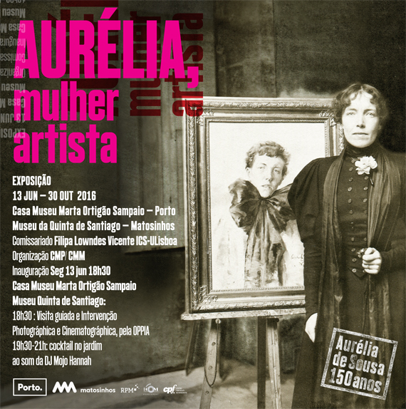 Aurélia mulher artsta