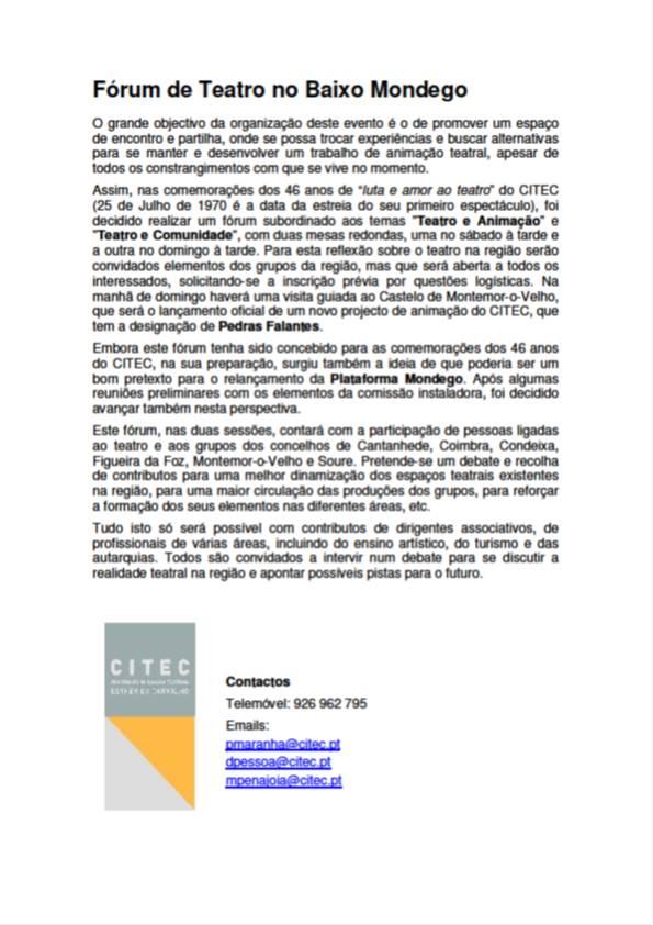 CITEC - II