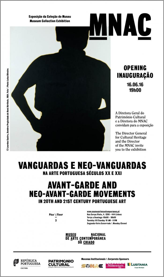 Vanguardas e Neo-Vanguardas