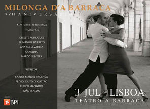 Milonga d'a Barraca