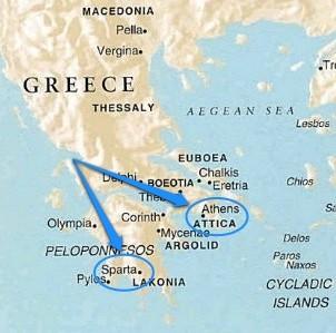 1 Olhemos para a realidade atual a partir de Esparta e de Atenas 1