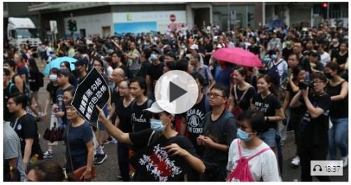 China e Hong Kong 3 As verdadeiras razões para os motins de Hong Kong 5