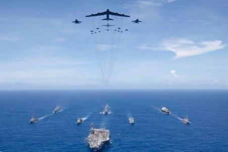 80 Donald Trump envia navios de guerra para as Caraíbas 1