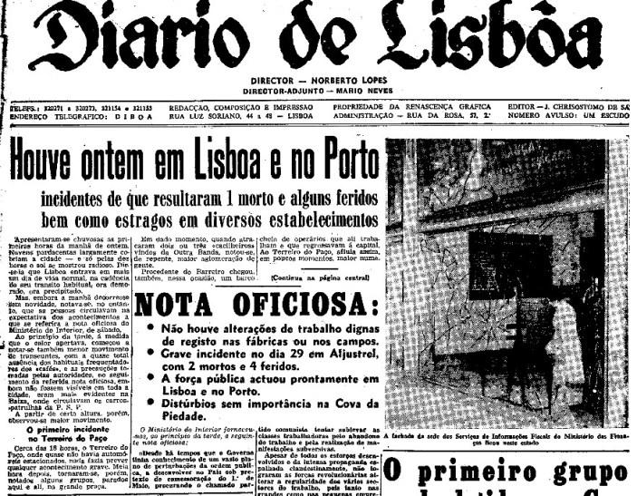 Assassinato Estevão Giro 1