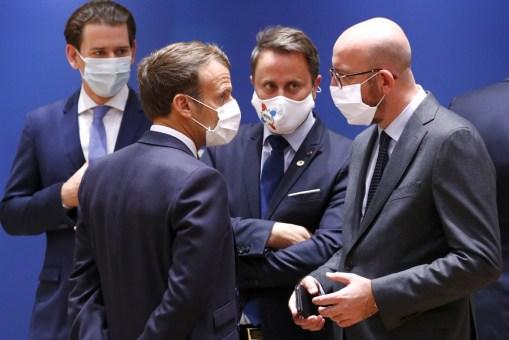 Cimeira UE 1 Braço de ferro sobre o fundo Recovery entre vetos cruzados e prendas 1