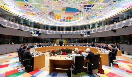 Cimeira UE 10 A Stirati Análise macroeconómica prospetiva italiana e avaliação Mecanismo Europeu Estabilidade pandémico e Fundo Recuperação 1