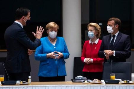 Cimeira UE 7 M Orange Europa um plano de estímulos para salvar a face 2