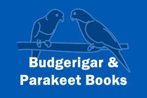 Budgerigar & Parakeet Books