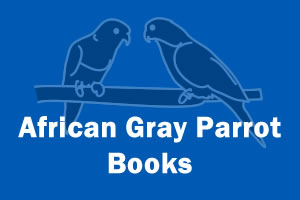 African Grey Parrot Books