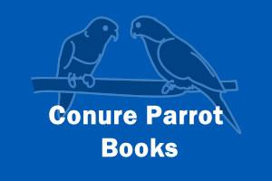 Conure Parrot Books