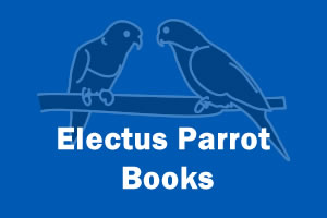 Eclectus Parrot Books