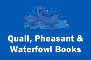 Quail, Pheasant & Waterfowl Books