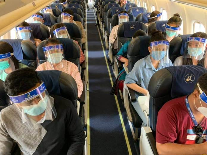 buddha air safety practice