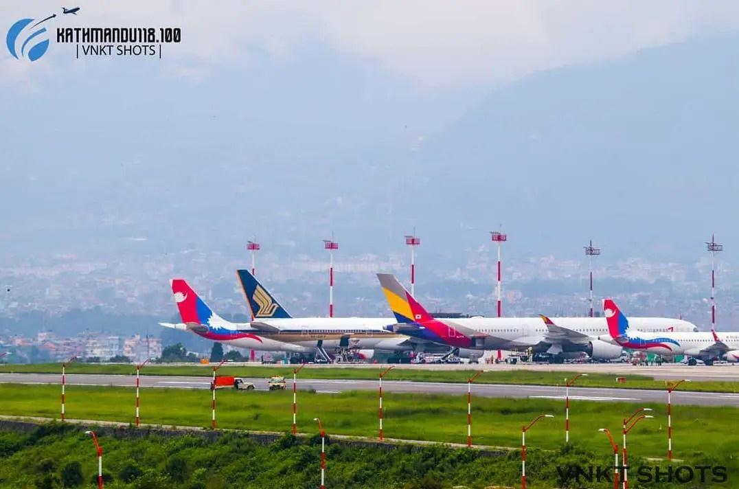 Int L Flights Resume In Nepal From Tomorrow Domestic Flights Suspended Till 16 September