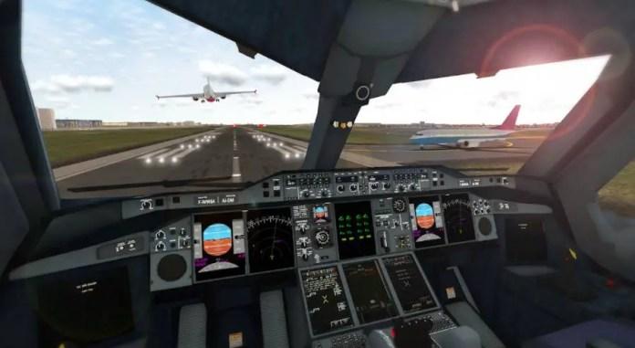 real flight simulator aviatech channel