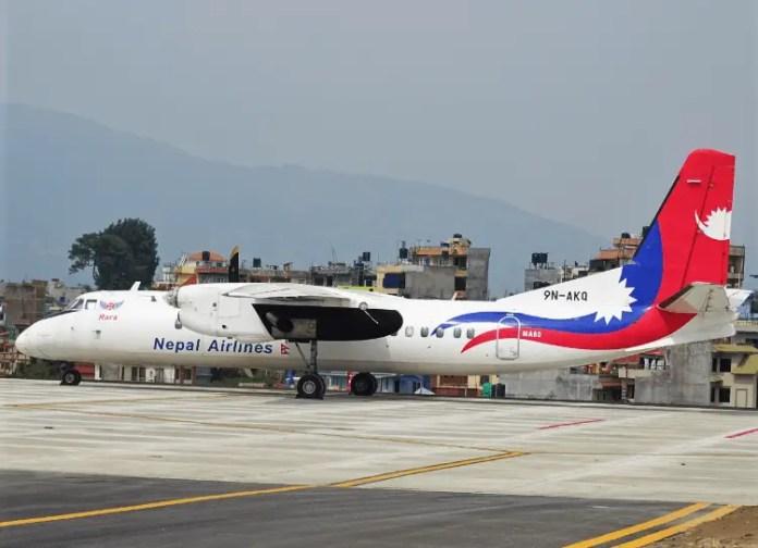 nepal airlines xian ma60 aviatech channel