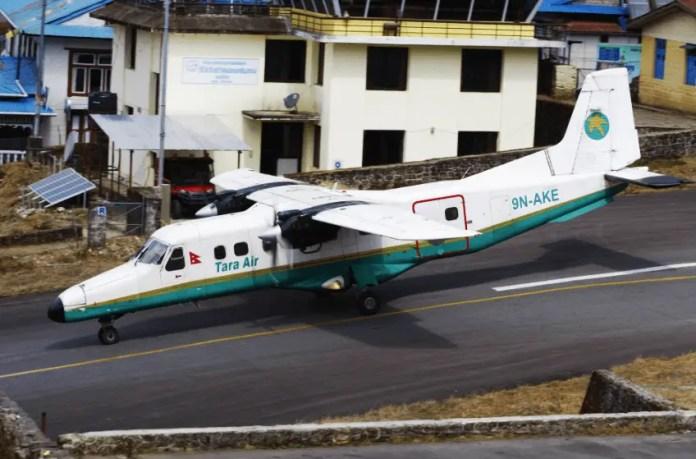 tara air dornier do 228 aviatech channel