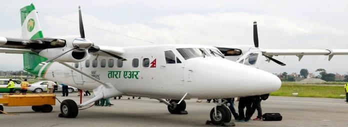tara air twin otter dhc 6 400 aviatech channel