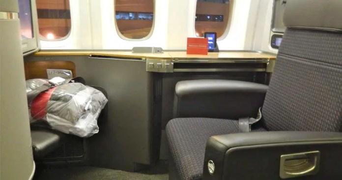 american airlines first class aviatechchannel