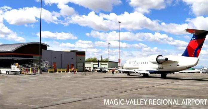 magic valley regional airport aviatechchannel
