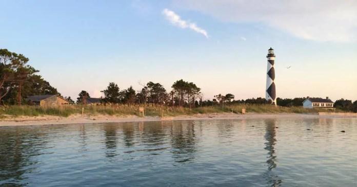cape lookout national seashore aviatechchannel