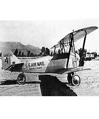 From airmail to biofuel – United Airlines builds on 90 years of aviation firsts 11