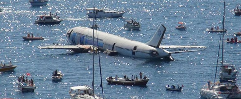 Repairing tourism in Turkey includes sinking a passenger airplane 7