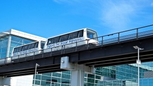 Frankfurt Airport: Sky Line shuttle services restricted due to construction