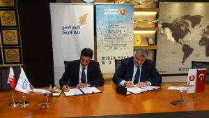 New Codeshare between Turkish Airlines and Golf Air 2