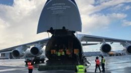 Air Partner's freight team charters flights across the Caribbean to support hurricane relief effort 59