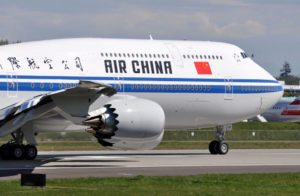 Air China continues expansion in North America: LA-Shenzen