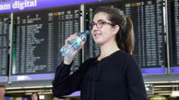 FRAPORT: Drinking Fountains, Bottle Filling Stations and Warm Water Dispensers 73
