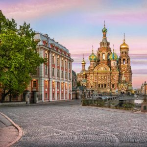Qatar Airways new service Doha- St. Petersburg, Russia 1