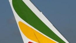 Addis Ababad- Kilimanjaro, Tanzania on Star Alliance Ethiopian Airlines 55